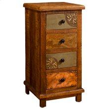 Belina Four Drawer Cabinet