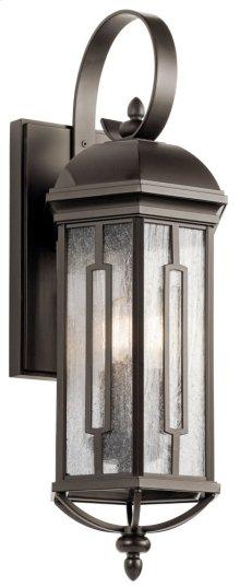 Galemore 3 Light Hexagonal Wall Light Olde Bronze®