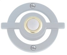 Avalon Door Bell - Brushed Nickel