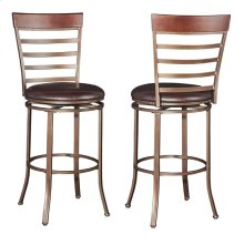 Miller Big & Tall Barstool