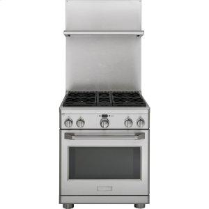 "MonogramMONOGRAMMonogram(R) Professional 30""- 36"" Adjustable Height Backsplash with Warming Shelf"