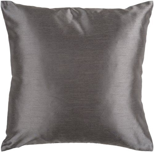 """Solid Luxe HH-034 18"""" x 18"""" Pillow Shell with Polyester Insert"""