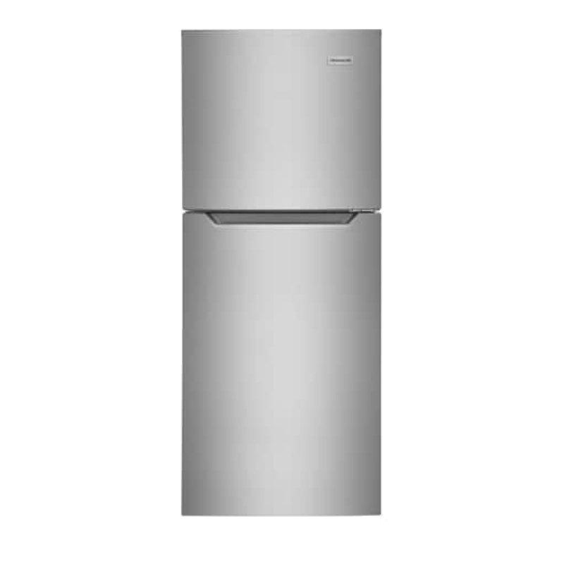 FFET1222UV Frigidaire 11.6 Cu. Ft. Top Freezer Apartment ...