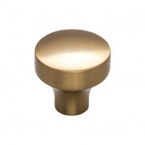 Kinney Knob 1 1/4 Inch - Honey Bronze