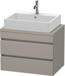 Durastyle Vanity Unit For Console Compact, Terra (decor)