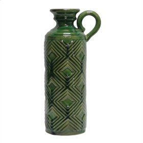 Green Jug Pitcher