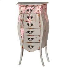 Cassis Tall Chest of Drawers