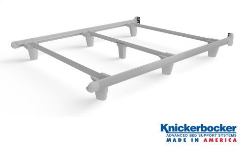 White Queen EmBrace™ Bed Frame