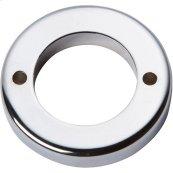 Tableau Round Base 1 7/16 Inch - Polished Chrome