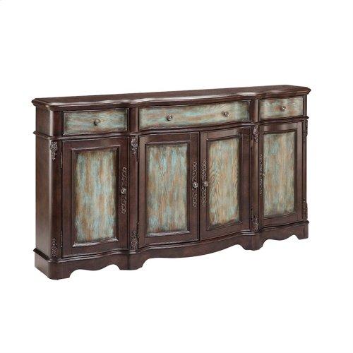 Laurie 4-door 3-drawer Cabinet