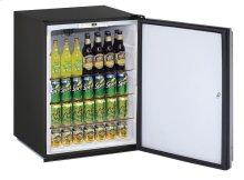 "Ada Series 24"" Ada Solid Door Refrigerator With Stainless Solid (lock) Finish and Field Reversible Door Swing (115 Volts / 60 Hz)"