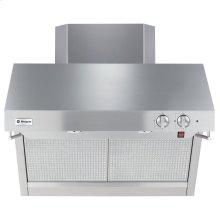 """GE Monogram® 30"""" Stainless Steel Professional Hood"""