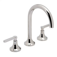120 Series Lavatory Set with Capella Handle
