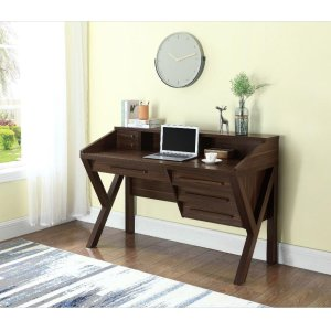CoasterWriting Desk W/ Outlet
