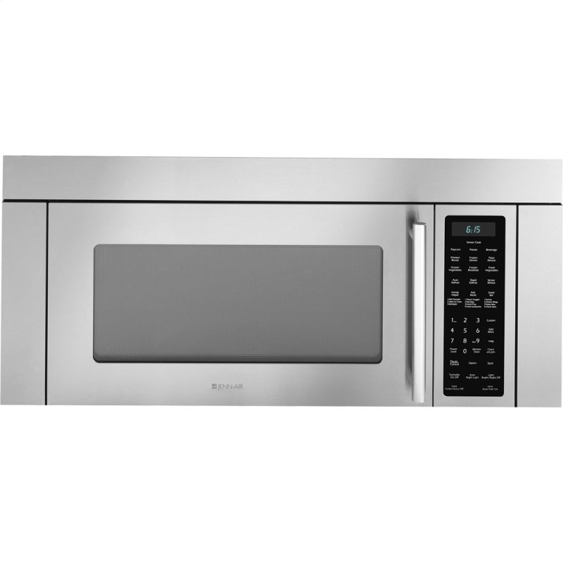 36 Over The Range Microwave Oven Microwaves Jenn Air