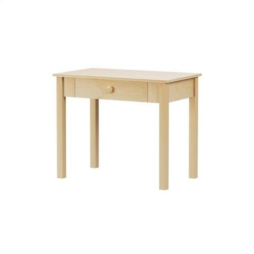 Study Desk incl. 4 Legs : Natural
