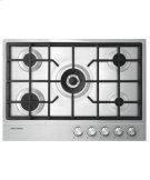 """Gas on Steel Cooktop, 30"""" 5 Burner (LPG) Product Image"""