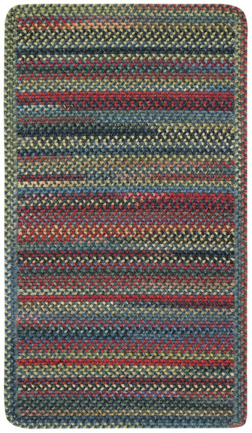 Songbird Blue Jay Braided Rugs