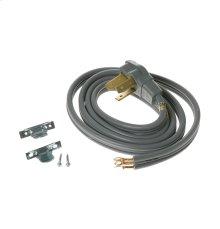 6' 40amp 3 wire range cord
