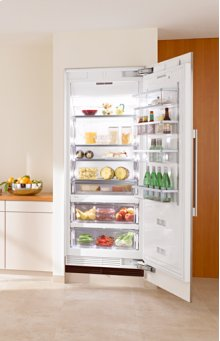 "30"" Refrigerator (Prefinished, left-hinge)"