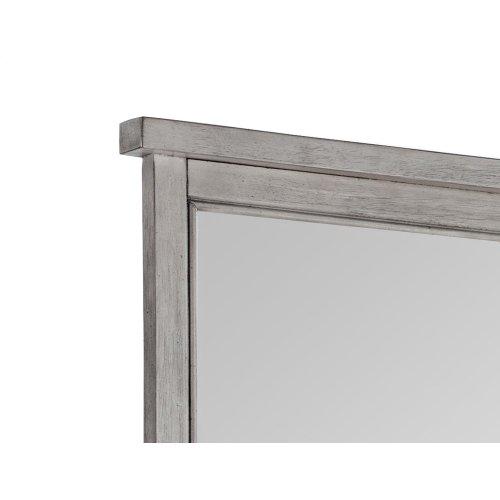 Emerald Home B506-24 Havenwood Mirror, Gray