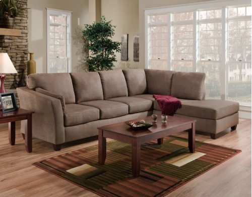 7900 - Glacier Dark Brown Sectional