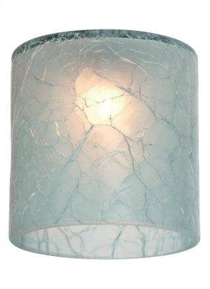 Glacier Blue Directional Glass Product Image