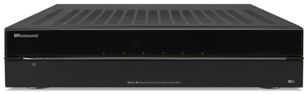 MCA-66 6 Zone, 6 Source Controller Amplifier