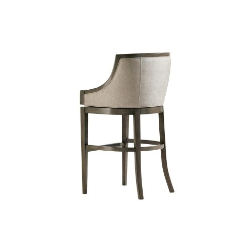 Baden Memory Swivel Bar Stool