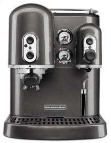 Pro Line® Series Espresso Maker with Dual Independent Boilers - Medallion Silver