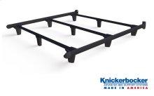 Black Cal-King EmBrace™ Bed Frame