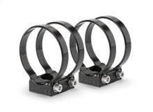 VeX Enclosed Speaker System Swivel Mount Fixture for pipe diameter of 2.750 in (69.9 mm)