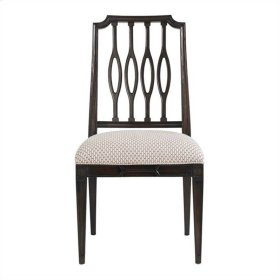 Charleston Regency - Cooper Dining Side Chair In Classic Mahogany