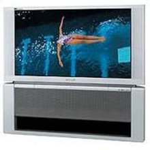 "53"" Diagonal Widescreen Projection HDTV"