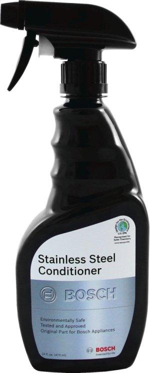 Bosch Stainless Steel Conditioner (spray bottle)
