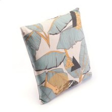 Tropical Yellow Pillow Multicolor