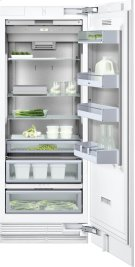 "Vario Refrigerator 400 Series With Fresh Cooling Close To 0°c Fully Integrated Width 30"" (76.2 Cm) Product Image"