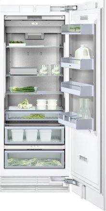 "400 Series Refrigerator Column Fully Integrated Width 30"" (76.2 Cm)"
