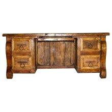Desk Credenza W/ Shelf Drawer