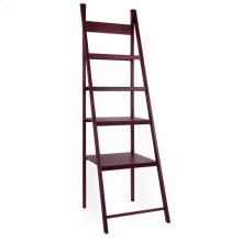 Red Ladder Shelf