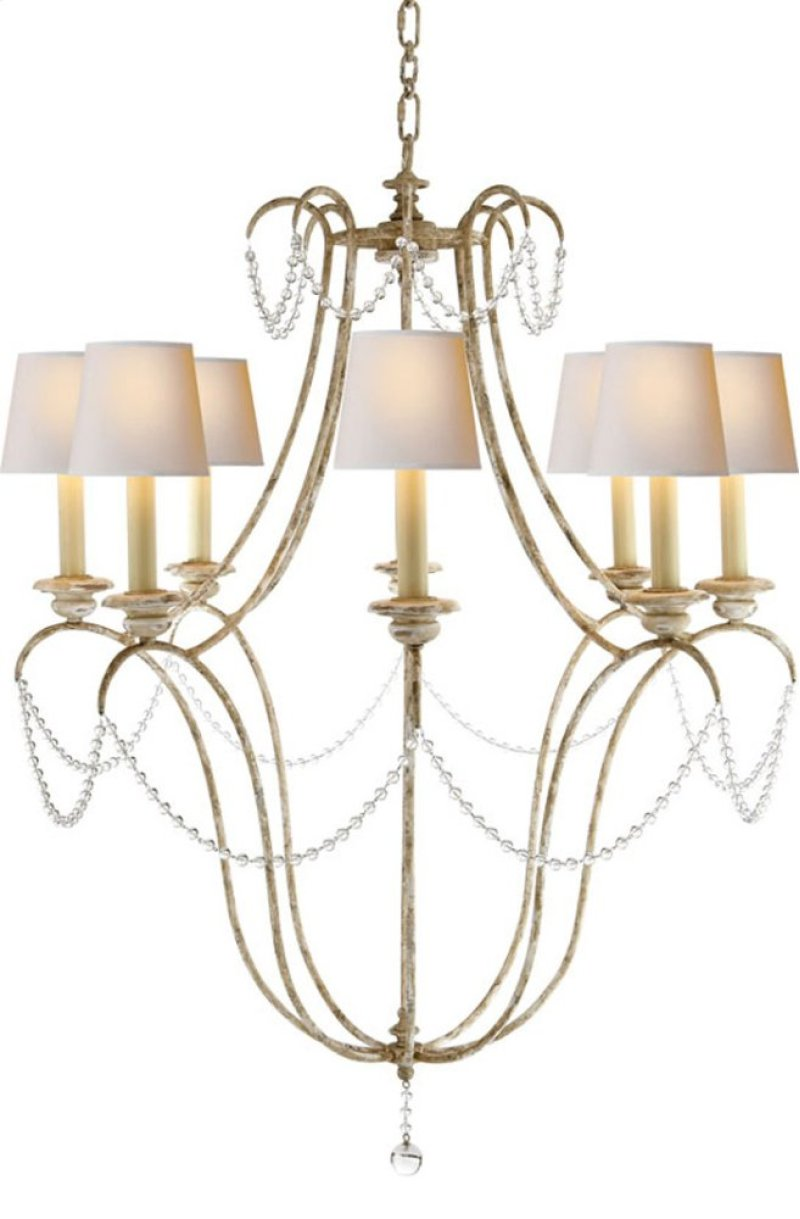 Chc1554ownp in old white by visual comfort in bowling green ky visual comfort chc1554ow np e f chapman montmarte 8 light 34 inch old white chandelier ceiling hidden arubaitofo Choice Image