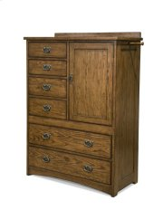 Oak Park Chest with Doors Product Image
