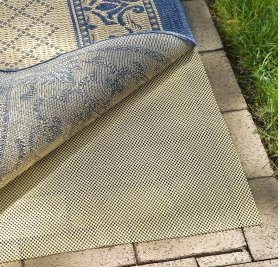Padding Power Loomed Small Rectangle Rug