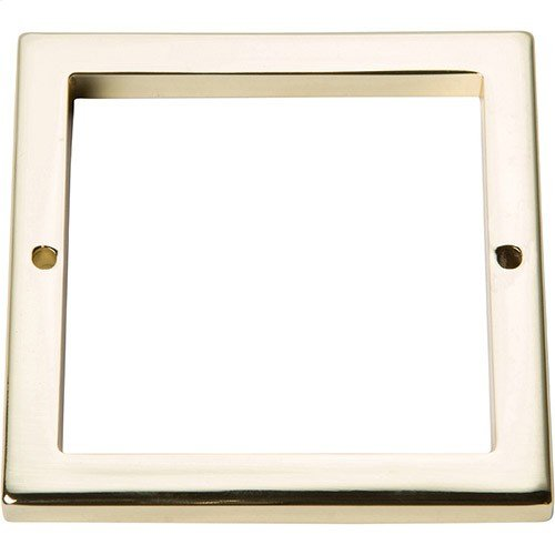Tableau Square Base 3 Inch - French Gold