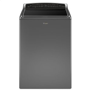 WHIRLPOOL5.3 cu.ft Smart Top Load Washer with Remote Control