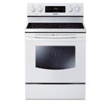 NE594R0ABWW 5.9 cu. ft. Large Capacity Electric Range (White)