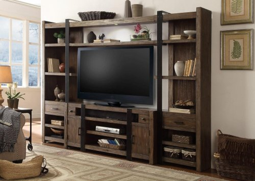 4pc Entertainment Wall