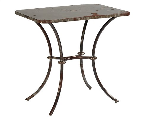 Lulu Metal Side Table