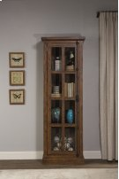 Tuscan Retreat® Tall Single Door Cabinet - Antique Pine Product Image