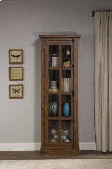 Tuscan Retreat® Tall Single Door Cabinet - Antique Pine